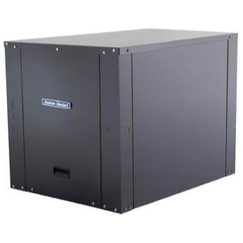 American Standard Platinum A2GW Geothermal Water Heating System.